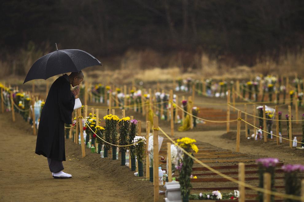 Японский кризис - месяц спустя