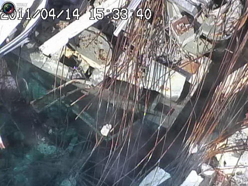 На АЭС Фукусима