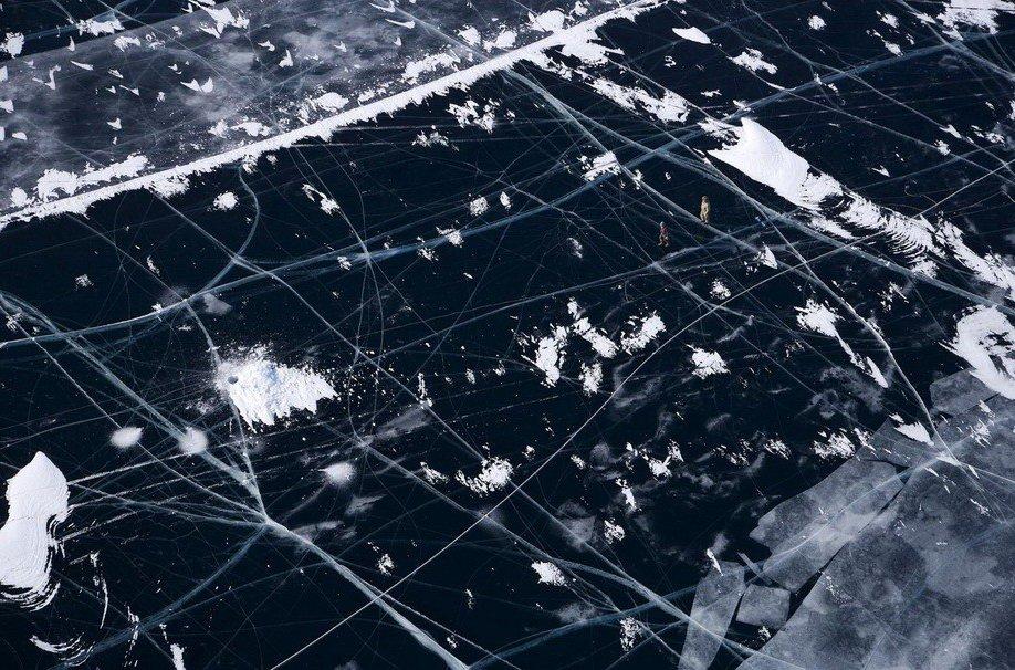 2354 Легендарный фотопроект «Земля, увиденная снеба»