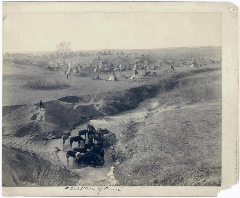 Дикий запад на снимках Джона Грабила