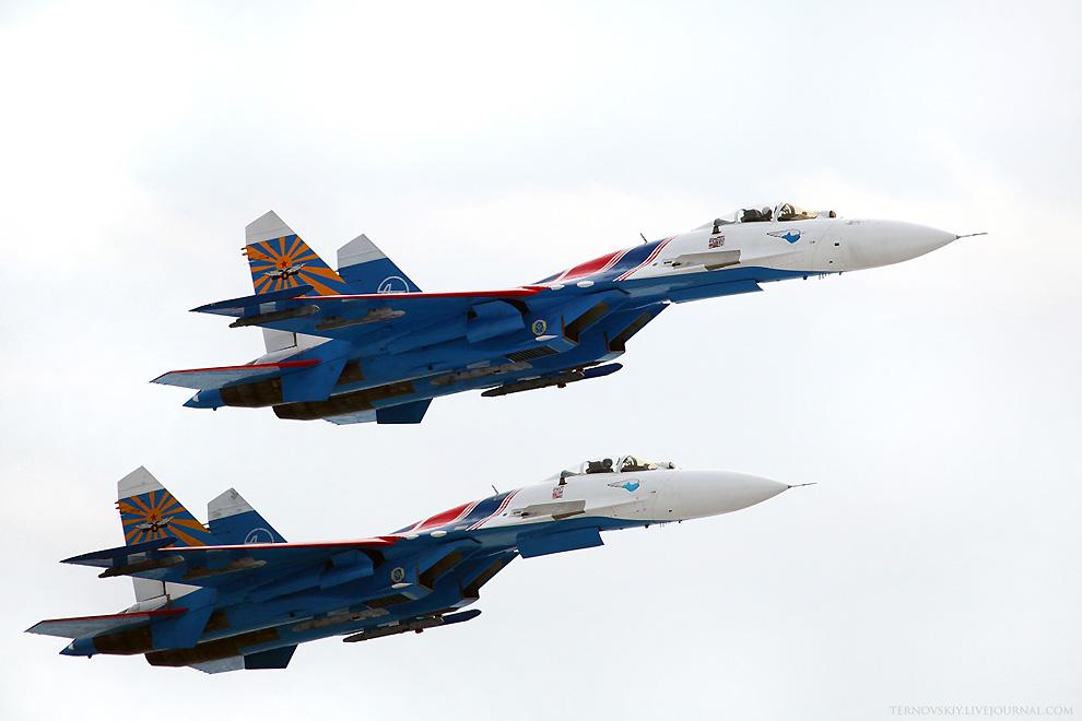 20-летие «Русских витязей»