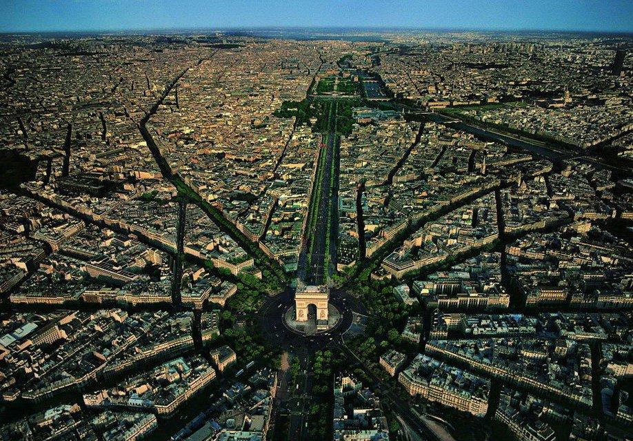 Легендарный фотопроект «Земля, увиденная с неба»