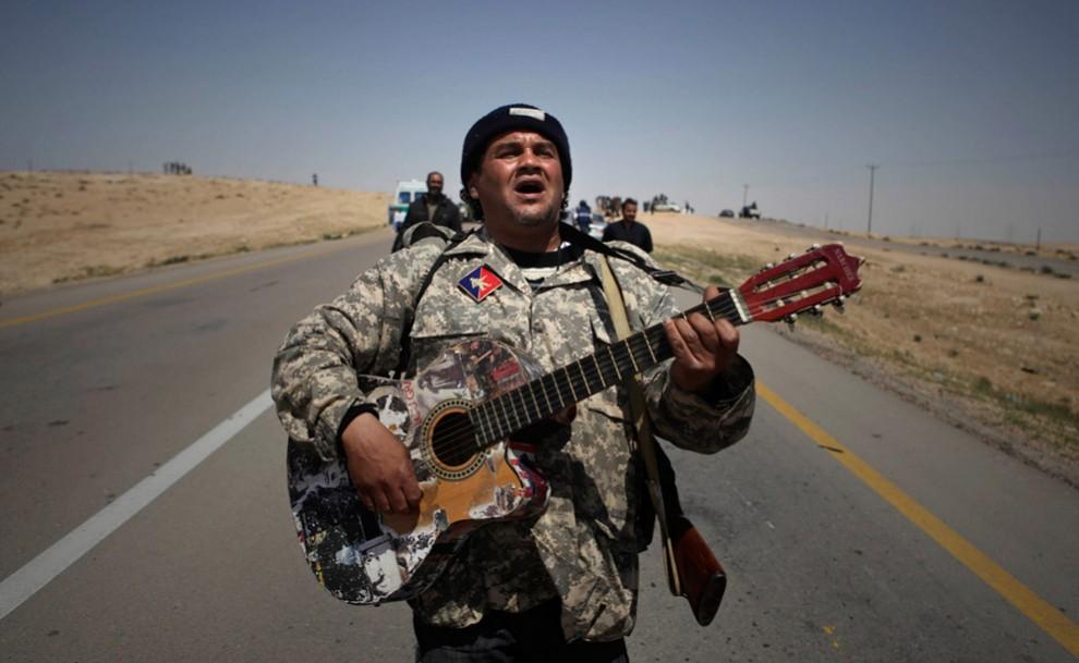 Ливия - все ближе и ближе к гражданской войне