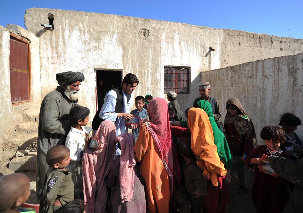 Афганистан март 2011