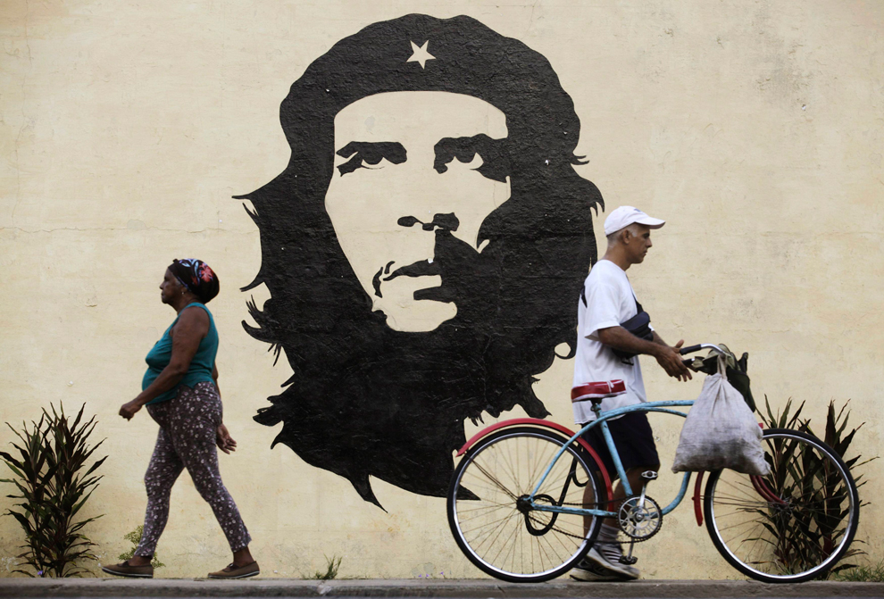 Куба - глядя вперед, оглядываясь назад