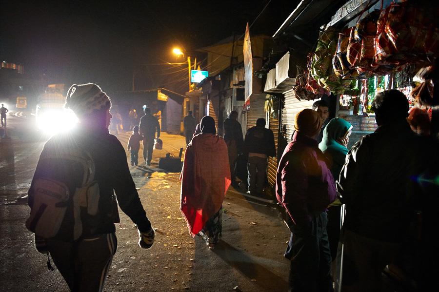 Дарджилинг. Третий эпизод в большом индийском путешествии.