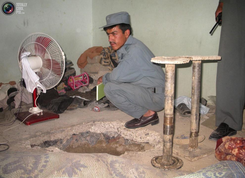 Побег из тюрьмы талибов