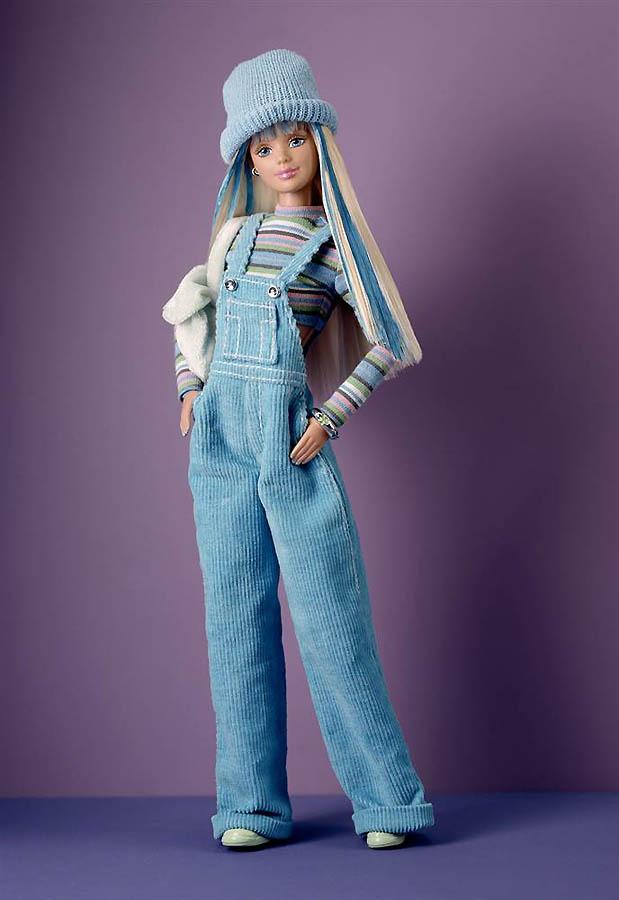 Как менялась кукла барби с годами
