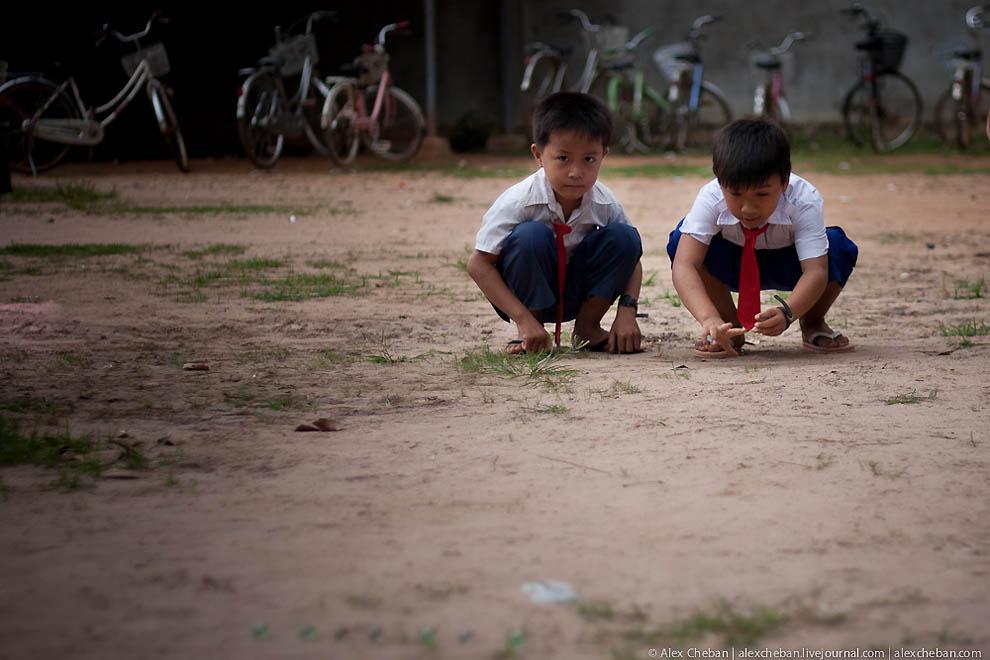 Камбоджийский класс