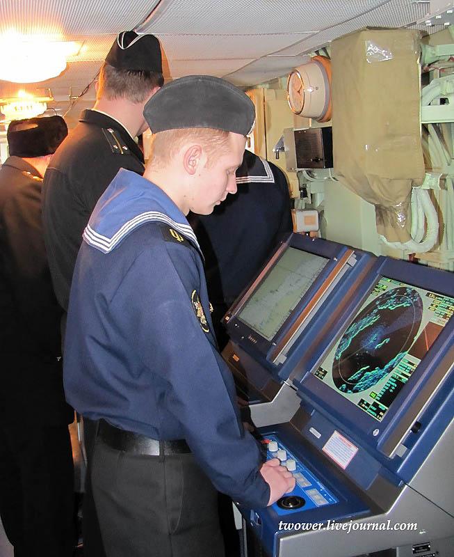 Учения на Северном флоте