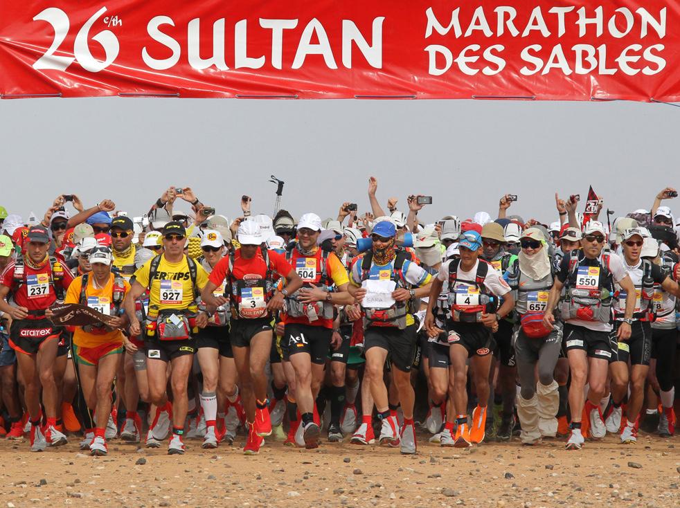 2011撒哈拉超级马拉松 - 银河 - 银河@生存主义唱诗班