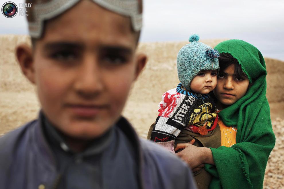 Дети из разных уголков мира