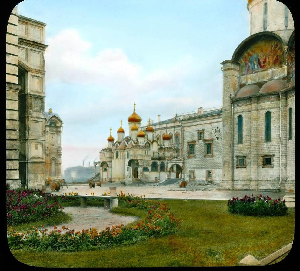 5154 Москва 1931 ого года в цвете