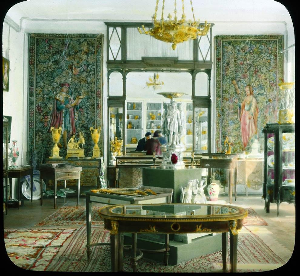 5220 Москва 1931 ого года в цвете