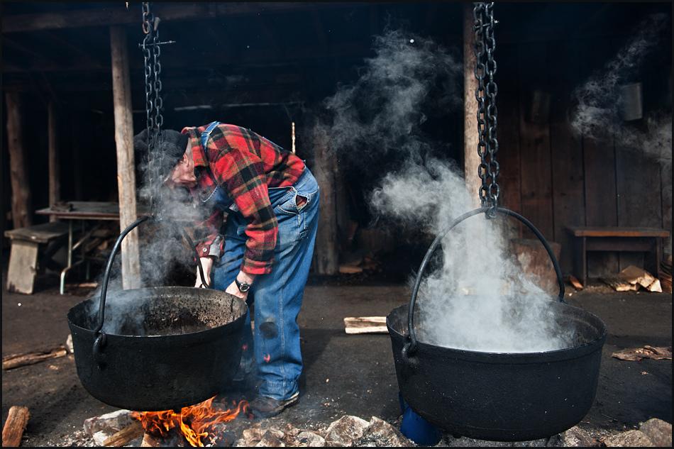 Фестиваль кленового сиропа в Онтарио