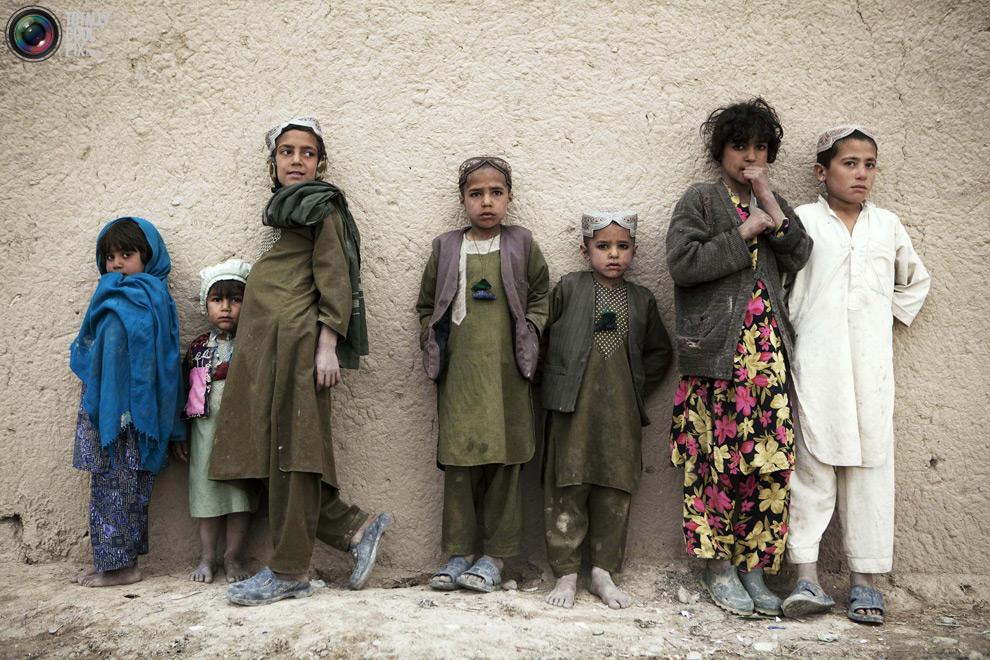 Anak-anak dari seluruh dunia