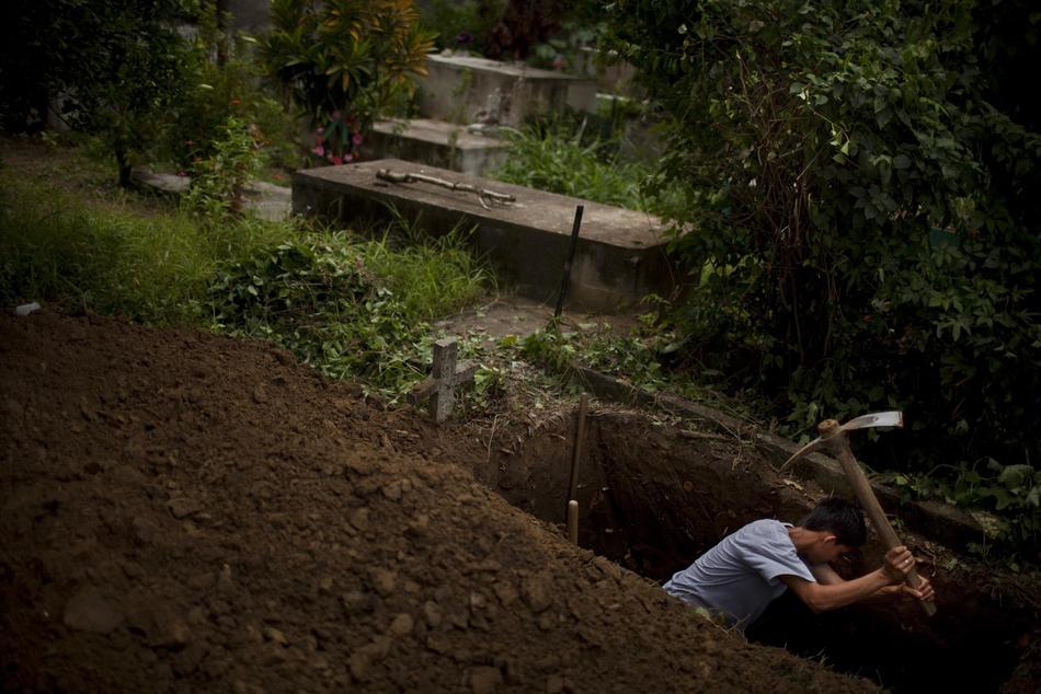 Нарковойна Центральной Америки