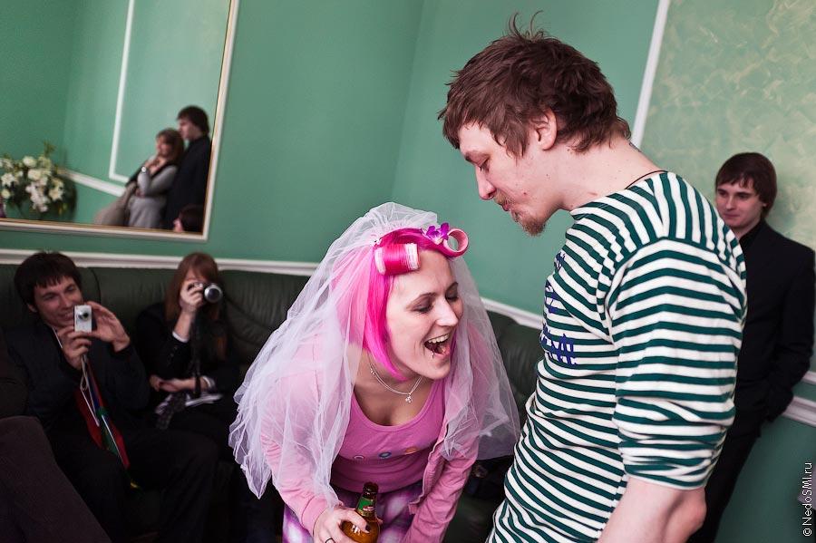 Первоапрельская свадьба