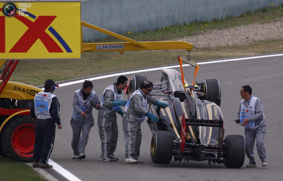 Формула 1: китайский гран-при