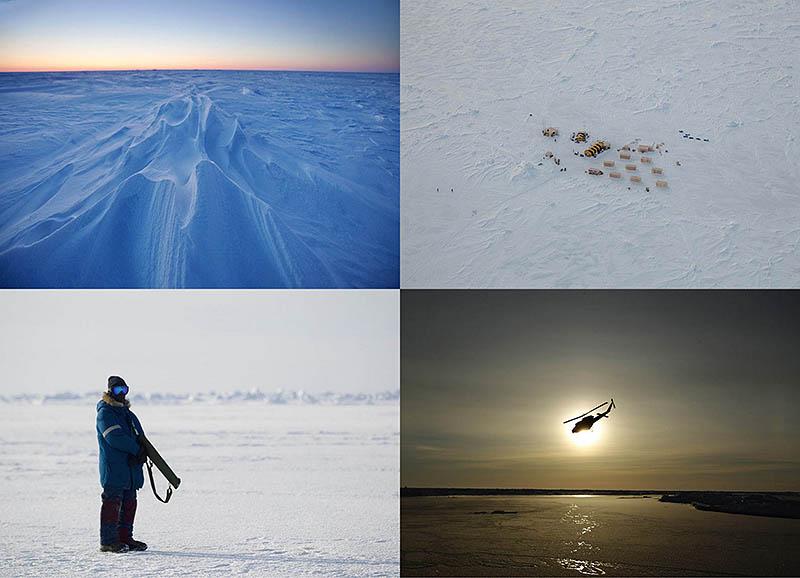 Арктические приключения Лукаса Джексона