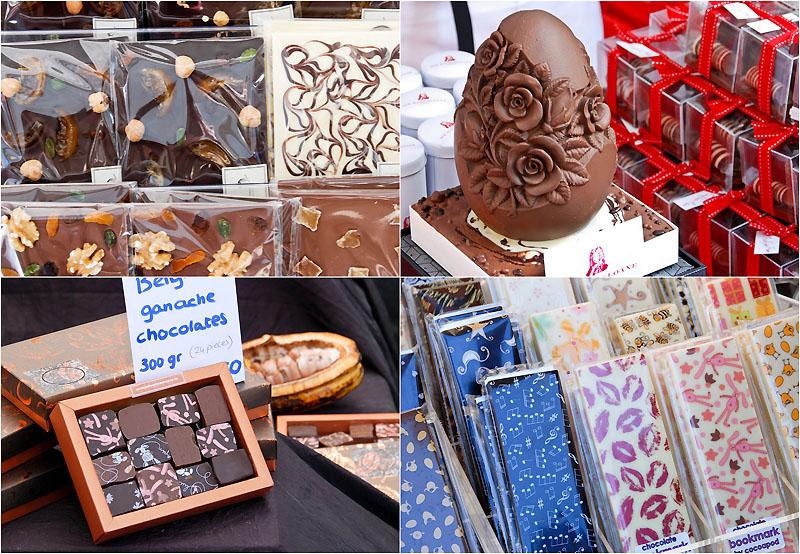 Temp168 Фестиваль шоколада в Лондоне