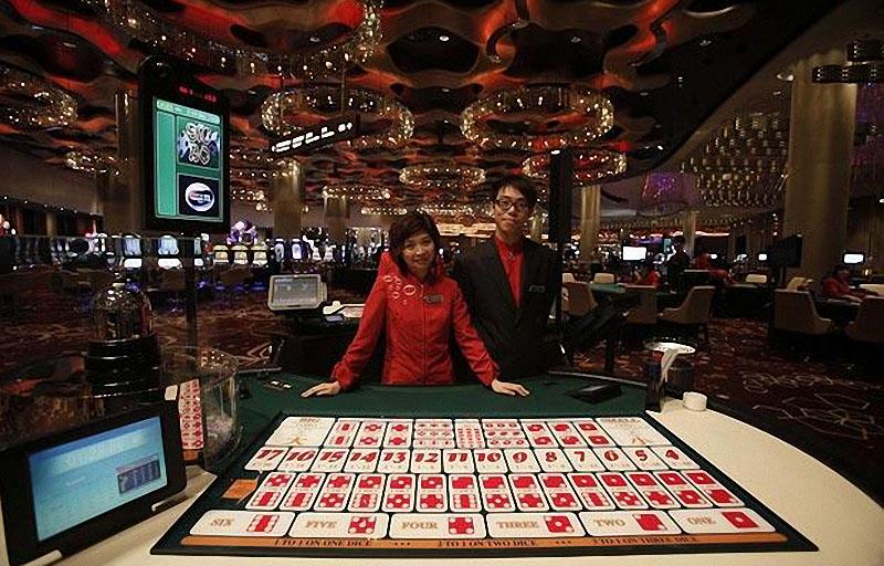 фото Большое в самое макао казино