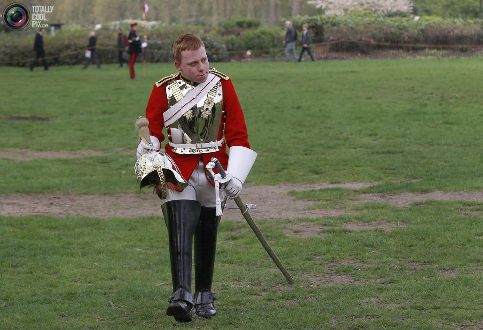 cavalry4 Королевская конная гвардия