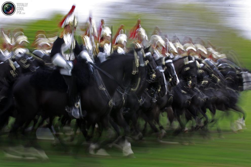cavalry7 Королевская конная гвардия