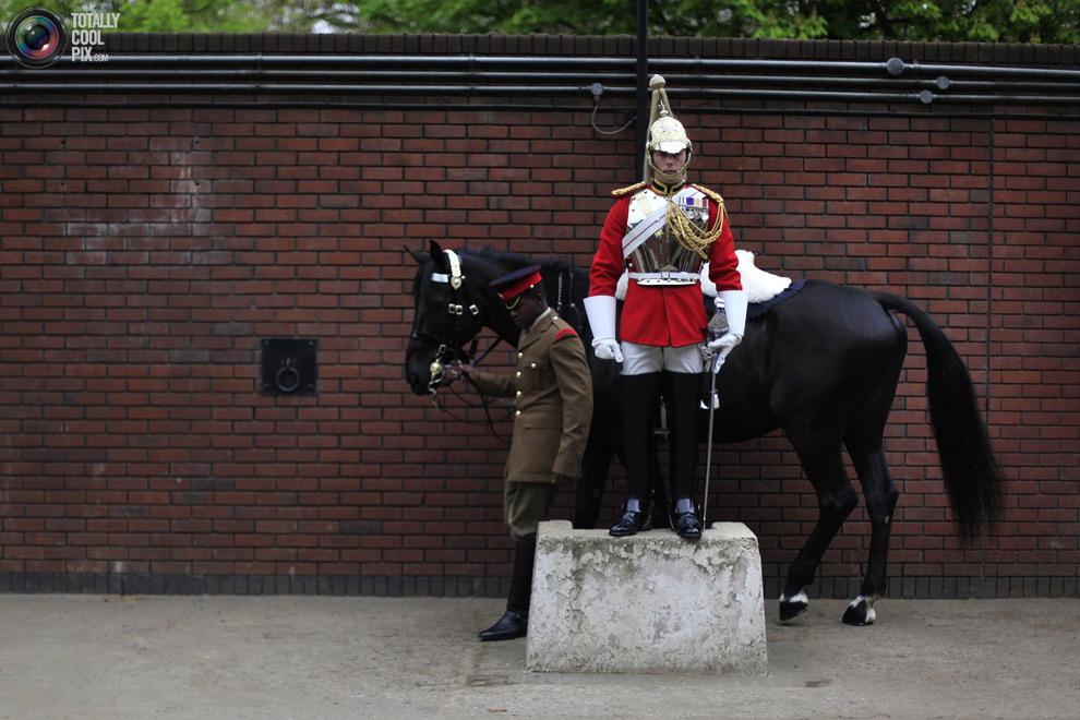 cavalryR Королевская конная гвардия