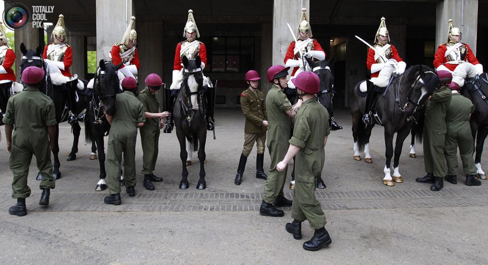 cavalryW Королевская конная гвардия