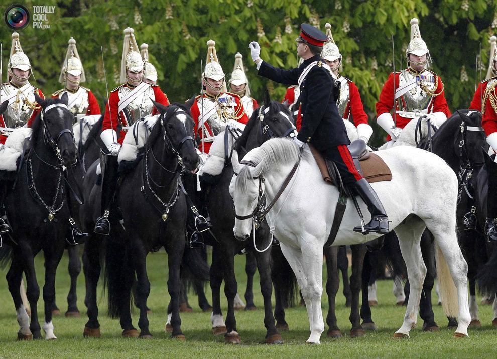 cavalry  Королевская конная гвардия
