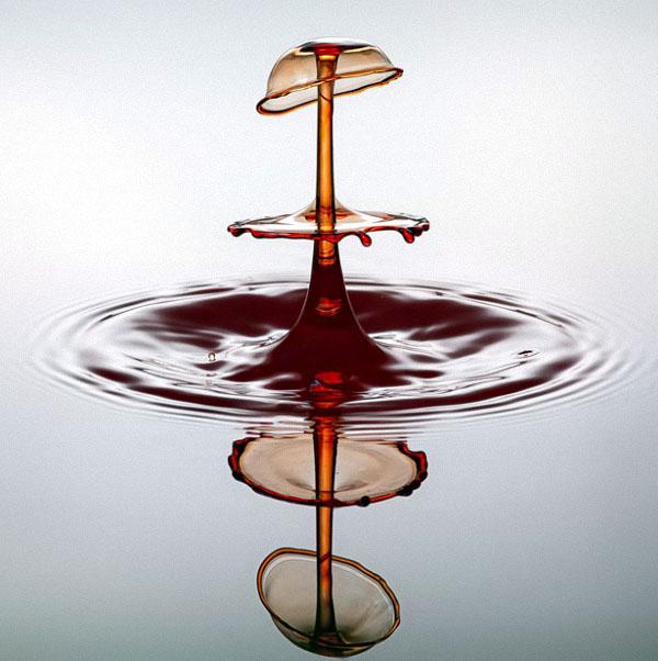 drop05 Брызги и капли на снимках Маркуса Ройгельса
