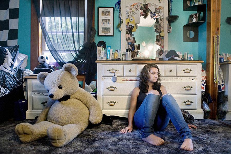 girl16 Девушки и их комнаты (Часть 1)