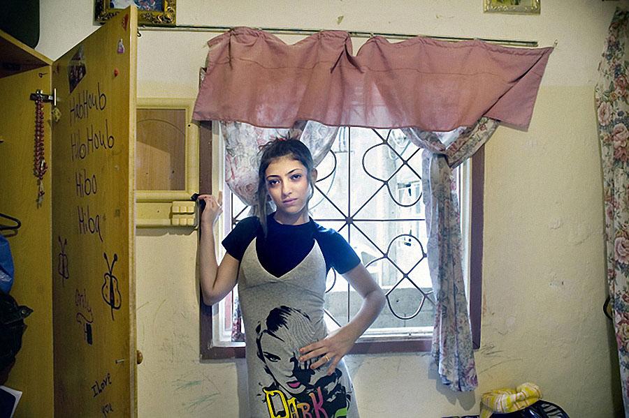 girl33 Девушки и их комнаты (Часть 1)