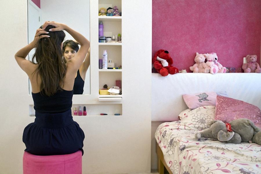 girl61 Девушки и их комнаты (Часть 2)
