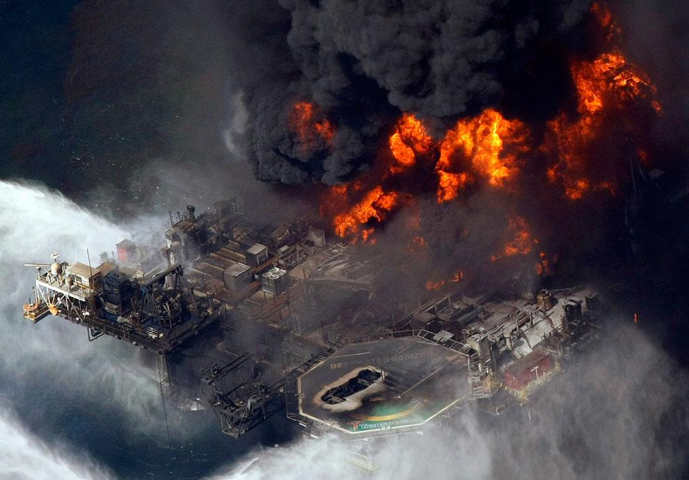 o02 21038587 Разлив нефти в Мексиканском заливе год спустя