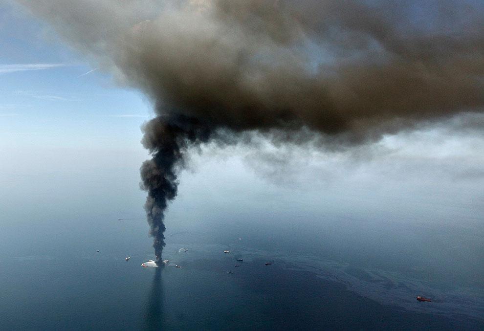 o03 21038512 Разлив нефти в Мексиканском заливе год спустя