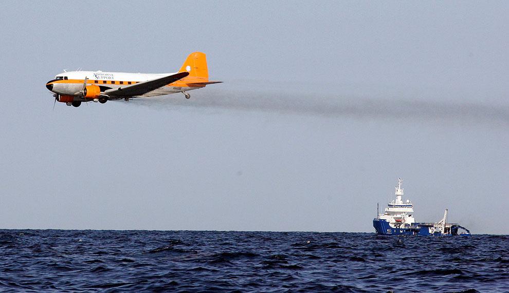 o06 27021793 Разлив нефти в Мексиканском заливе год спустя
