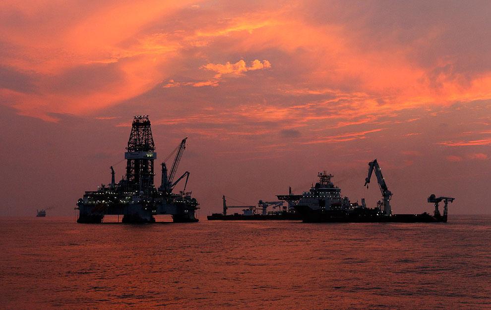 o16 04017496 Разлив нефти в Мексиканском заливе год спустя