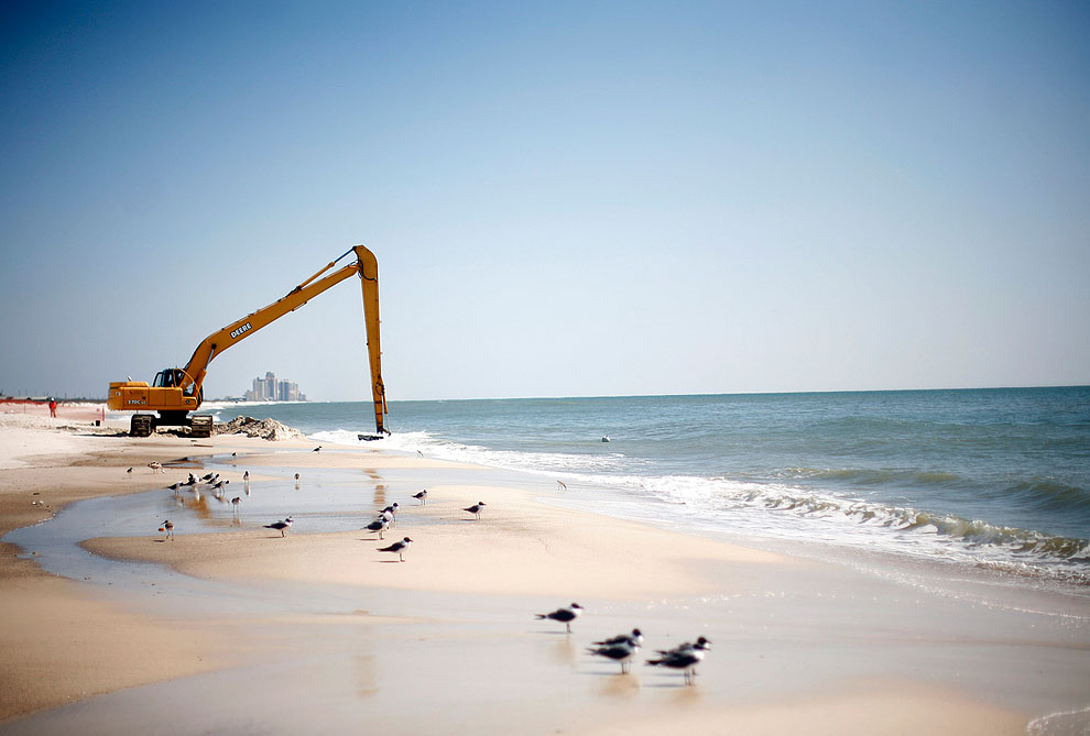 o24 09921078 Разлив нефти в Мексиканском заливе год спустя