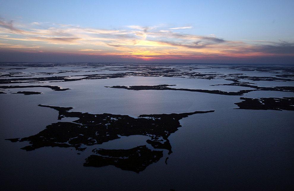 o30 12166817 Разлив нефти в Мексиканском заливе год спустя