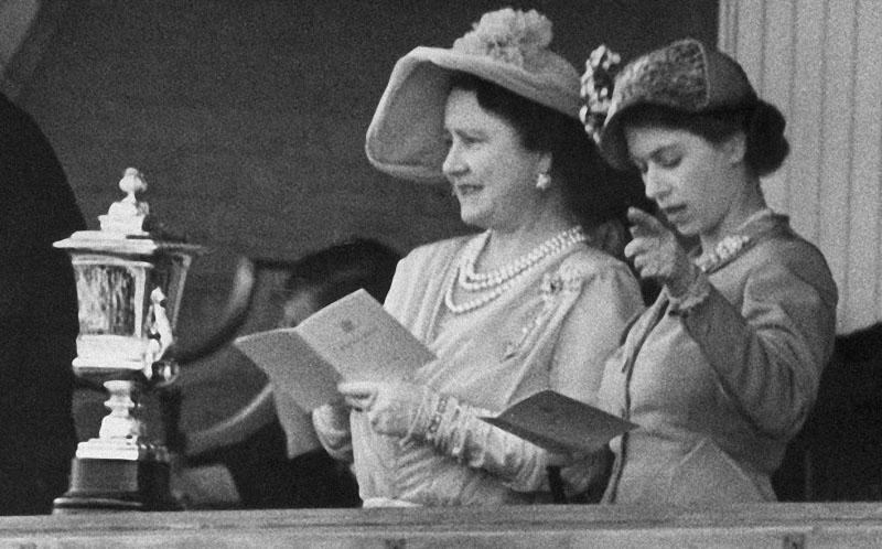 queen05 Королева Елизавета II отметила свое 85 летие