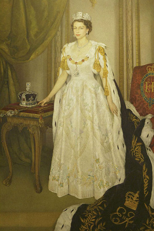 queen06 Королева Елизавета II отметила свое 85 летие