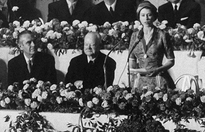 queen10 Королева Елизавета II отметила свое 85 летие
