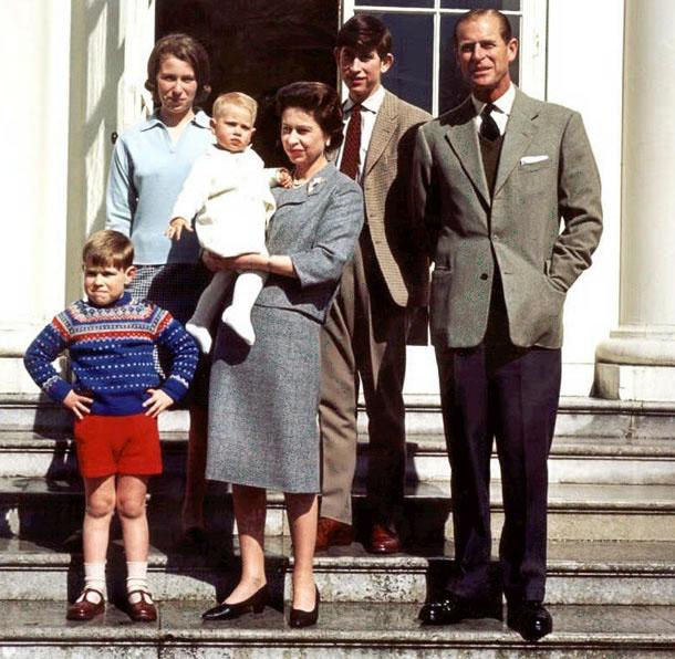 queen13 Королева Елизавета II отметила свое 85 летие