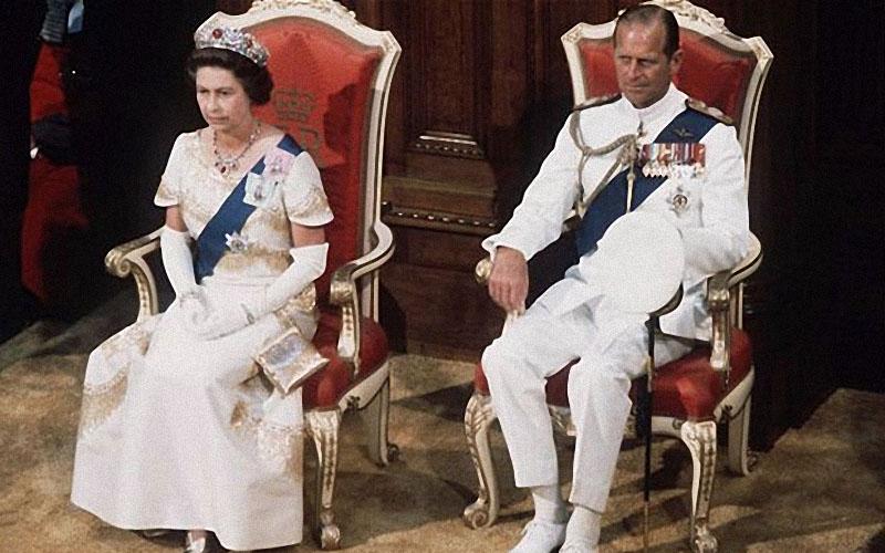 queen17 Королева Елизавета II отметила свое 85 летие