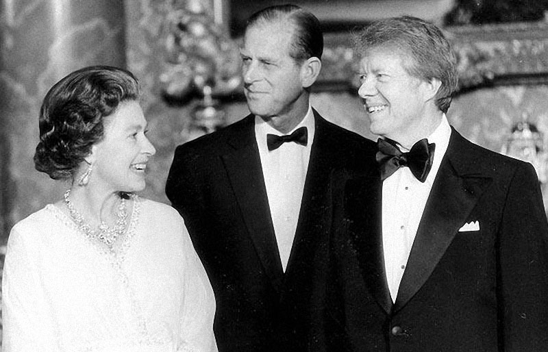 queen21 Королева Елизавета II отметила свое 85 летие