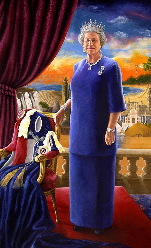 queen26 Королева Елизавета II отметила свое 85 летие