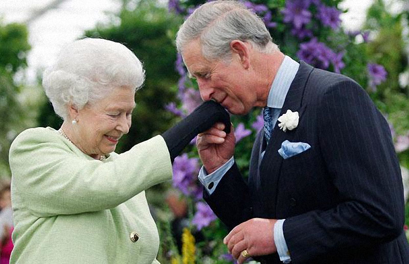 queen28 Королева Елизавета II отметила свое 85 летие