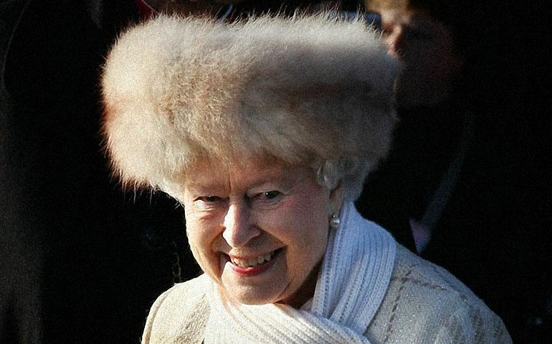 queen30 Королева Елизавета II отметила свое 85 летие